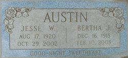 Bertha Joy Austin