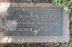 Doris B <i>Graham</i> Kyle