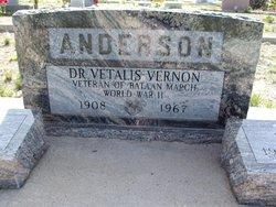 Dr Vetalis Vernon Vic Anderson