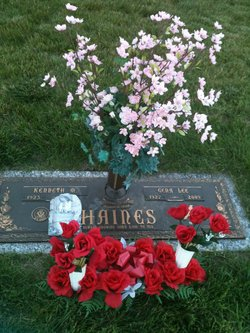 Gena Lee <i>Poor</i> Haines