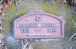 Archibald T Flowers