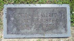 Zella Mae <i>Marshall</i> Allred