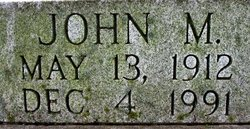 John Mead Keith, Sr