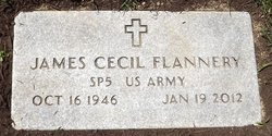 James Cecil Flannery