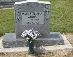 Mary Beatrice <i>Steelman</i> Addis