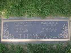 Margaret Elizabeth <i>Cook</i> Thomas