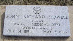 John Richard Howell