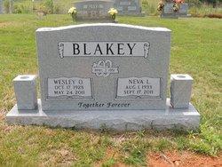 Neva Lee <i>McKinney</i> Blakey