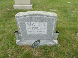 Averill M <i>Young</i> Maher