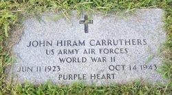 John Hiram Carruthers