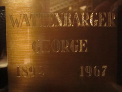 George A. Wattenbarger