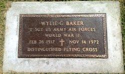 Wylie Glen Baker