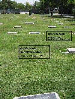 Maude Marie <i>Keithley</i> Norton