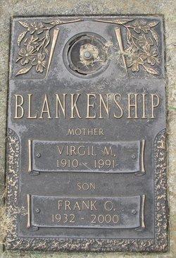 Frank O Blankenship