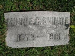 Minnie <i>Calvert</i> Shinkle