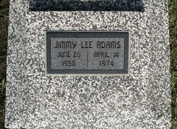 Jimmy Lee Adams