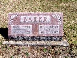 Ruth Alma <i>Spooner</i> Baker