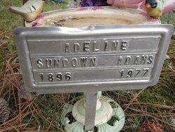 Adeline <i>Sundown</i> Adams