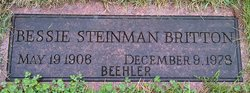 Bessie Bernice <i>Seals</i> Beehler
