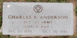 Charles Raymond Anderson