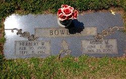 Addie <i>Marshall</i> Bowden