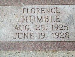 Florence Humble