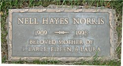 Nell Veronica <i>Hayes</i> Norris