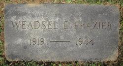 Buckley E. Weadsel Frazier