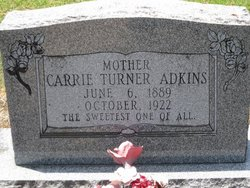 Carrie <i>Turner</i> Adkins