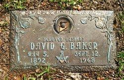 David Graham Baker