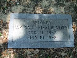 Lorena G. Nina Bearden