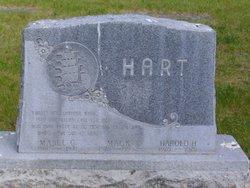 Harold H Hart