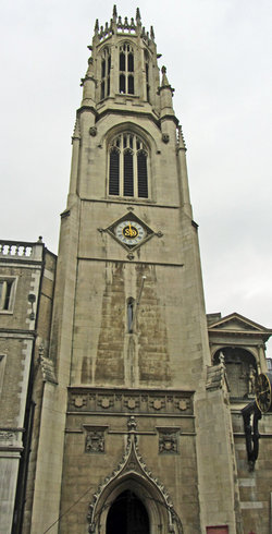 St Dunstan-in-the-West Church