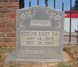 Edgar East, Sr