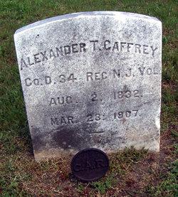 Pvt Alexander T Caffrey