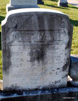 Abraham Lincoln Altland