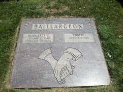 Margaret E <i>Berrigan</i> Baillargeon