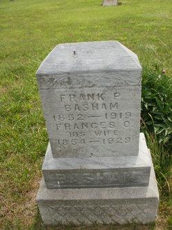 Octavia Frances <i>Griffey</i> Basham