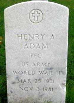 Henry A. Adam