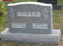 Leland Fred Cota