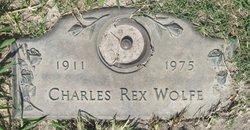 Charles Rex Wolfe