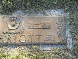 Alta M. Garriott