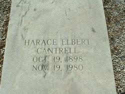 Horace Elbert Cantrell