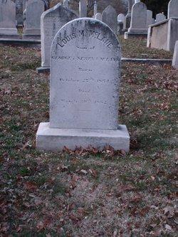 Louis M McLane