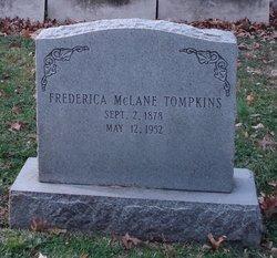 Frederica Gore <i>McLane</i> Tompkins