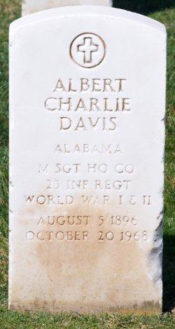 Albert Charlie Davis