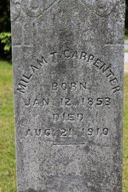 Milam T. Carpenter