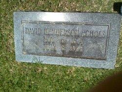 David Henderson Echols