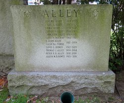 Herbert Ruttan Alley