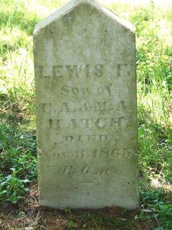 Lewis E Hatch